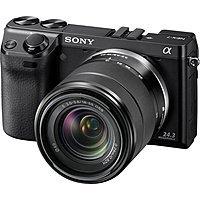 B&H Photo Video Deal: Sony Alpha NEX-7 Compact Digital Camera w/ 18-55mm Lens