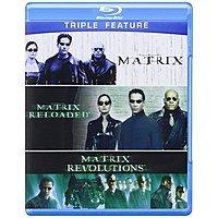 Walmart Deal: The Matrix Triple Feature (Blu-ray)