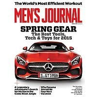 DiscountMags Deal: Men's Journal Magazine from as low as $3 per year (w/ purchase of 4-yrs)..or buy less years for just slightly more per-year