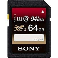 BuyDig Deal: 64GB Sony Class 10 SDHC Memory Card