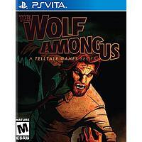 Best Buy Deal: The Wolf Among Us (PS Vita)