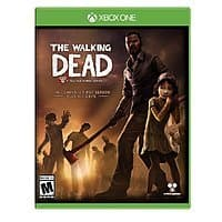 GameFly Deal: Used Games: The Walking Dead: The Complete First Season (PS4 or Xbox One)