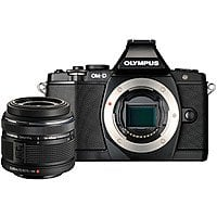 B&H Photo Video Deal: Olympus OM-D E-M5 16.1MP Mirrorless Digital Camera w/ 14-42mm Lens