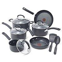 Amazon Deal: 12-Piece T-Fal Ultimate Hard Anodized Nonstick Cookware Set