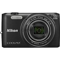 eBay Deal: Nikon Coolpix S6800 WiFi 12x Zoom Digital Camera (Refurbished)