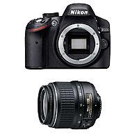 eBay Deal: Nikon D3200 24.2 MP CMOS DSLR w/ 18-55mm DX Lens (Refurb)