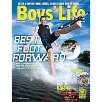 DiscountMags Deal: Magazines: Boy's Life or Outside $4.99 per year