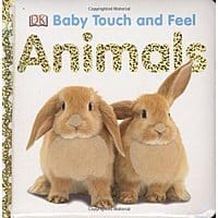 Amazon Deal: Children's Board Books: Animals (Touch & Feel) $3.30, First 100 Animals