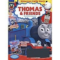DiscountMags Deal: Thomas & Friends Magazine (6 issues) for $14.99 per year