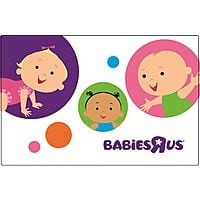 eBay Deal: $100 Babies R Us Gift Card for $90 or $60 Sephora eGift Card for