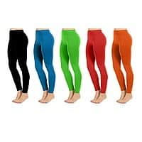 BuyDig Deal: Women's Seamless Leggings (various colors)