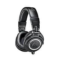 Adorama Deal: Audio-Technica ATH-M50x Headphones w/ Detachable Cable