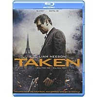 Amazon Deal: Blu-Ray Movies: Taken, Mrs. Doubtfire, Source Code, Young Guns