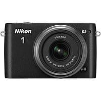 BuyDig Deal: Nikon 1 S2 Mirrorless 14.2MP Digital Camera with 11-27.5mm Lens $219 with free shipping