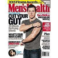 DiscountMags Deal: Men's Health Magazine $5 per year