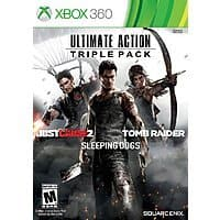 Best Buy Deal: Ultimate Action Triple Pack (Xbox 360)