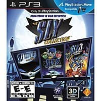 Game Deal Daily Deal: The Sly Collection (PS3 Digital Download)