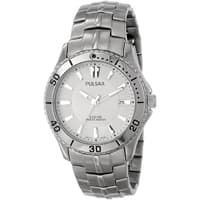 Shnoop Deal: Pulsar by Seiko Men's Titanium Finish Steel Watch