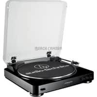 BuyDig Deal: Audio-Technica AT-LP60 Fully Automatic Belt Driven Turntable