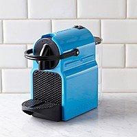 Williams-Sonoma Deal: Nespresso Inissia Espresso Maker (blue)