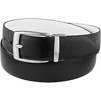 Golfsmith Deal: Snake Eyes Men's Reversible Belt (black or grey)