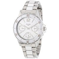 Amazon Deal: Pulsar by Seiko Women's Classic Stainless Steel Watch $35 with free shipping