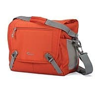 Adorama Deal: Lowepro Nova Sport 17L AW Shoulder Bag for DSLR w/ Attatched Lens (Pepper Red)