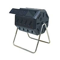 Amazon Deal: Yimby IM4000 Dual Chamber Tumbling Composter