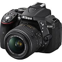 Adorama Deal: Nikon D5300 24.2MP Digital SLR Camera w/ 18-55mm DX VR II Lens (Refurbished)