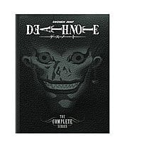 Walmart Deal: Death Note: The Complete Animated Series 10-Disc Set (DVD)