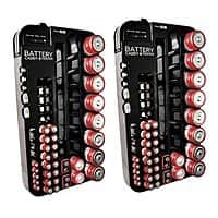 Rakuten (Buy.com) Deal: 2-Pack Battery Organizer and Tester