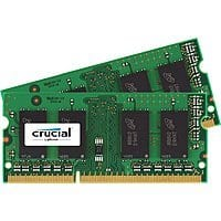 Newegg Deal: 16GB (2x8GB) Crucial DDR3 1600 Laptop Memory