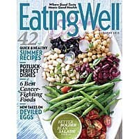 DiscountMags Deal: Eating Well Magazine $4.50/yr or Weight Watchers Magazine $4.50/yr