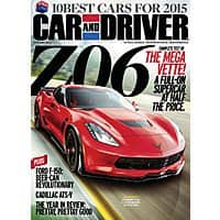 TopMags Deal: Car & Driver Magazine $4.50 per year or Road & Track Magazine $4.50 per year