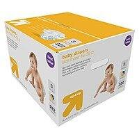 Target Deal: Up & Up Diapers + $30 Target Gift Card: 444-Count Size 3, 384-Count Size 4, 344-Count Size 5