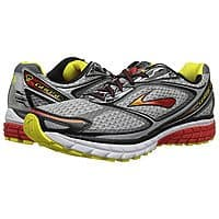 6PM Deal: Brooks Ghost 7 Men's Running Shoes (silver/black/red)