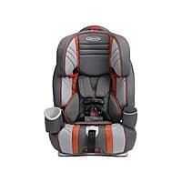 Woot Deal: Graco Nautilus PLUS 3-in-1 Car Seat (grey/rust)