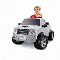 Walmart Deal: Fisher Price Power Wheels Ford F-150 Kids' Ride In Vehicle just $73 at Walmart