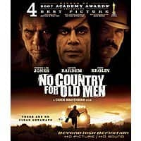 Amazon Deal: Amazon Prime Deal: No Country for Old Men (Blu-ray, Digital HD, Ultraviolet)