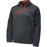 Sports Authority Deal: Nike KO Swoosh Men's Pullover Hoodie (various colors)