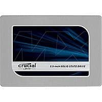 Amazon Deal: Crucial & Lexar Memory: 500GB Crucial MX200 SSD $140, 8GB Crucial CL11 DDR3