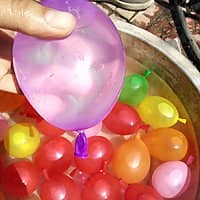 500-Count Water Balloons w/ Quick Refill Accessory $  3.20 (or $  2.24) + free shipping