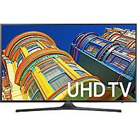 "60"" Samsung KU6300F 4K UHD Smart HDTV + $300 Dell eGift Card"