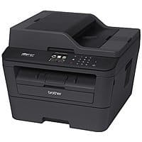 Brother MFCL2740DW Wireless Monochrome AIO Laser Printer