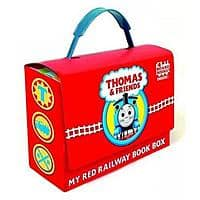 Thomas & Friends: My Red Railway Book Box (Set of 4 Books)