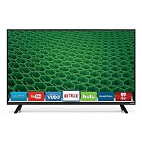 "55"" VIZIO D55-D2 Smart LED HDTV + $200 Dell eGift Card"