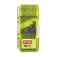 Ryobi: 35-Piece Drill Bit Set or 51-Piece Steel Driving Kit