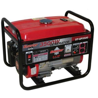 Portable Generators: Smarter Tools 3500-Watt Gasoline Powered Portable Generator $223, Powerstroke 2500-Watt $193, Powermate 3000-Watt w/ Manual Start $244, & more with free ship