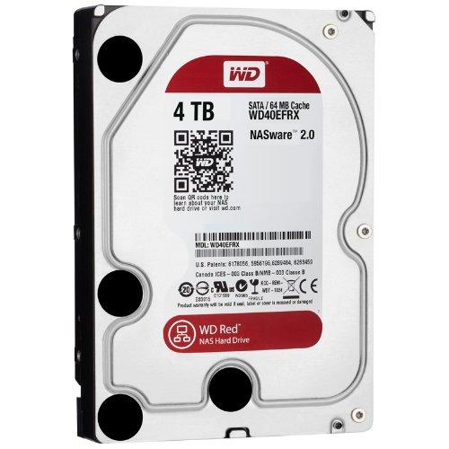"4TB Western Digital WD Red SATA 3.5"" Internal Hard Drive  $140 + Free Shipping"