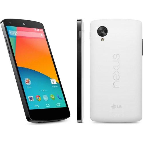 LG Google Nexus 5 16GB D820 GSM Unlocked Smartphone - Black, Red, White $335 + Free Shipping! (eBay Daily Deal)